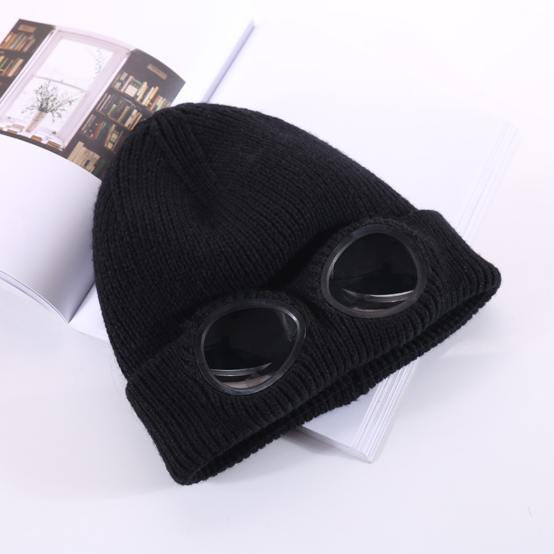 2018 Fashion Children Hip Hop Beanie Cap Summer Sun Hat Cartoon Large Glasses Pilot Boy Girl Parent-child Hat Pilots for Adults