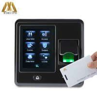 Hot !!! Biometric Fingerprint Time Attendance And Access Control ZK SF300 With 125KHZ RFID Card Door Access Control System