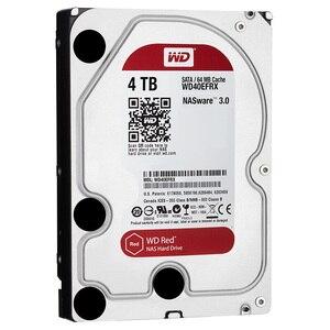 Image 2 - Western digital wd 레드 nas 하드 디스크 드라이브 2 테라바이트 3 테라바이트 4 테라바이트 5400 rpm 클래스 sata 6 기가바이트/초 64 mb 캐시 decktop nas 용 3.5 인치