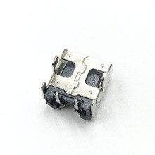 30PCS Replacement Power Jack Socket Charging Port Plug for Nintendo Wii U WiiU PAD