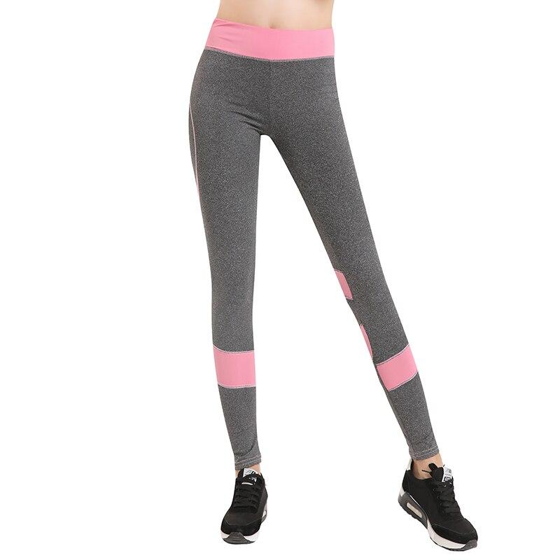 Yoga Pants Ankle-Length Breathable 1