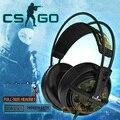 Versão csgo steelseries siberia v2 gaming headphone, FPS Gaming Fone De Ouvido Marca nova, transporte da gota, Free & Transporte Rápido