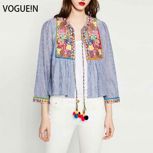 Cheap jacket women casual, Buy Quality embroidered jean jacket directly  from China jeans jacket women Suppliers: autumn Women embroidered jeans  jacket ...