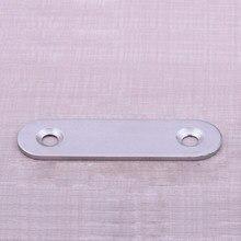 DHL envío gratis 57mm soporte de esquina plano Herrajes Para muescas Esquina de acero Para joyero de madera tallada