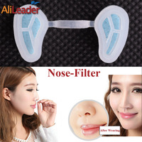 Unisex Mens Womens Nose Dust Filter 99 Efficiency Anti Pm2 5 Pollutions Filter For The Nose