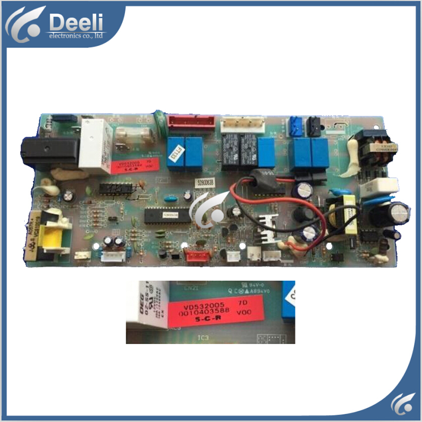 95% new good working for Air conditioning computer board KFRD-60LW/VZXF 3588 circuit board 95% new good working for air conditioning computer board kfrd 50lw f kfrd 50lw f 0600240 control board