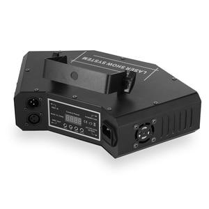 Image 4 - ALIEN RGB Full Color Beam Line Scanner DMX Stage Laser Projector Lighting Effect DJ Disco Party Holiday Dance Christmas Lights