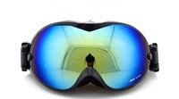 Anti Fog UV Double Lens Snow Glasses Professional Skiing Eyewear Ski Goggles Sunglasses Snowboard Lentes De