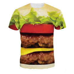 2016 creative men s t shirt plus size super hamburger 3d t shirt men women summer.jpg 250x250
