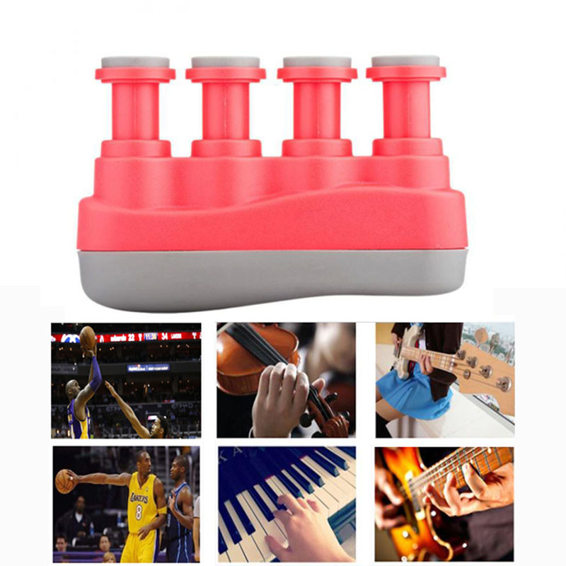 Hand Grip Finger Training Hand Exerciser Tension Grip Power Strengthening For Arthritis Therapy Guitar Basketball Finger