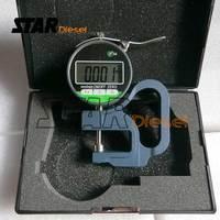 Common Rail Injector Digital Measuring Adjust Tools, Injector Shims Gap Gasket Adjusting Measuring Tools Disassemble Repair Kits