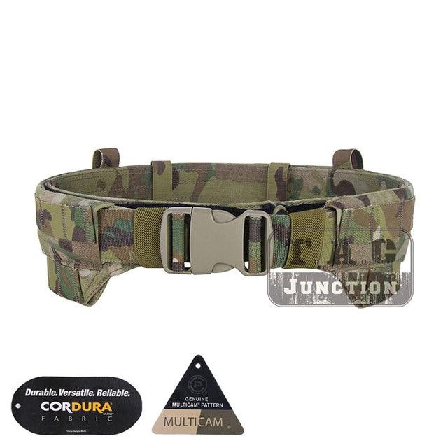 Emerson CP Style Modular Rigger's Belt EmersonGear MRB MOLLE Lightweight Low Profile Tactical Belt Multicam Camo Inner & Outer