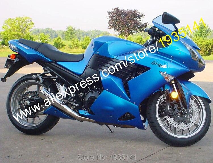 Kawasaki Ninja ZX14R hissələri üçün isti satış, 2006-2011 ZZR - Motosiklet aksesuarları və ehtiyat hissələri - Fotoqrafiya 1