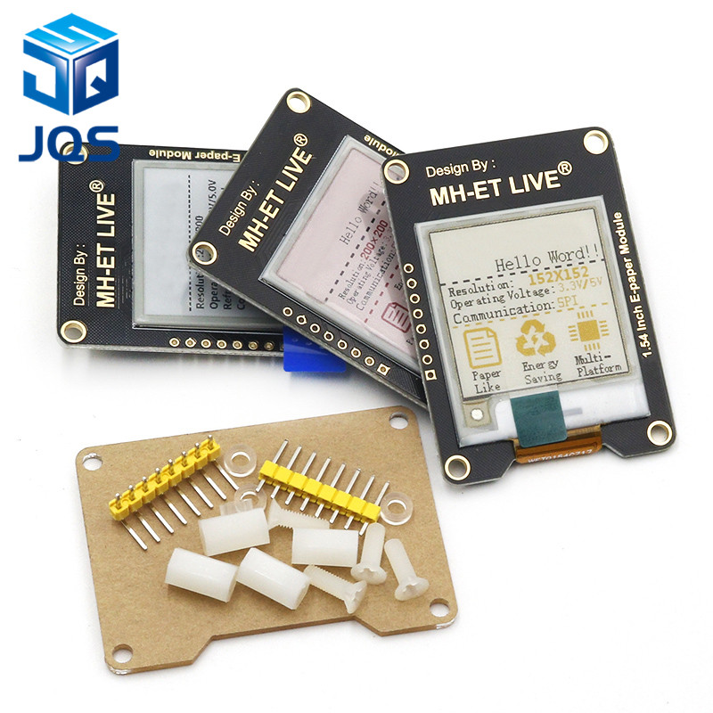 1.54 Inch Epaper Module E-paper E-Ink EInk Display Screen SPI Support Global/Part For Arduino STM raspberry pi ESP321.54 Inch Epaper Module E-paper E-Ink EInk Display Screen SPI Support Global/Part For Arduino STM raspberry pi ESP32