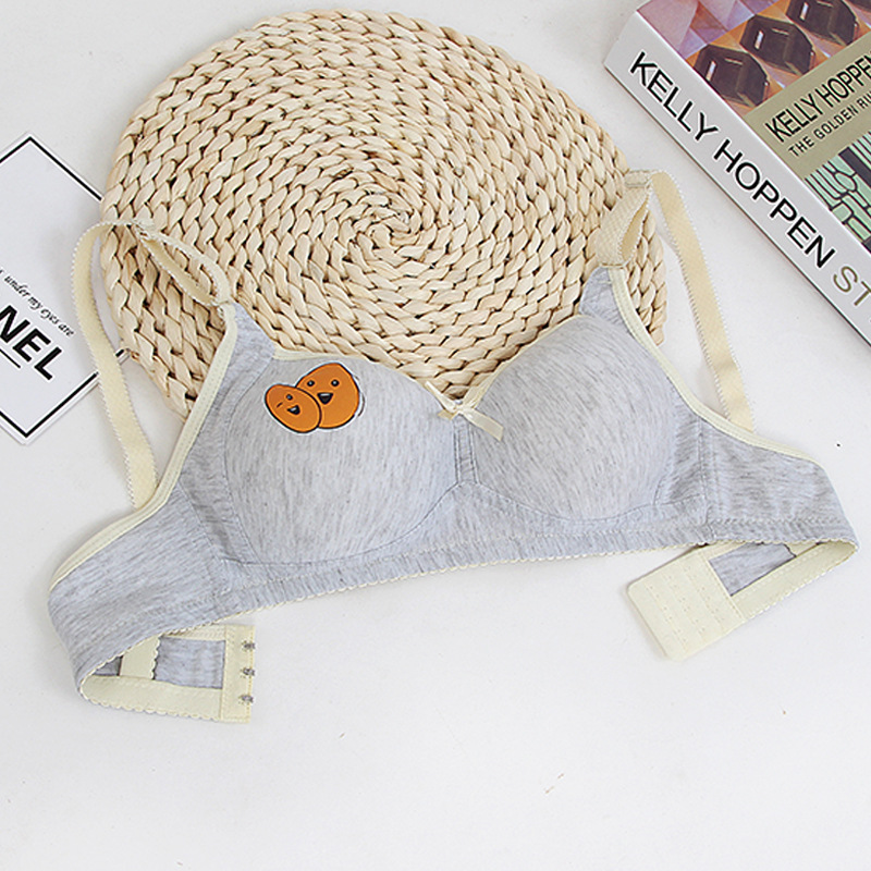 Child Cotton Bra for Young Girls Teenagers Girl Underwear for Teen Girl Small Bras for Teenage Girl Underwear Cute Girl Bra girl
