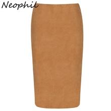 Женская юбка Neophil 2016 Winter Gray