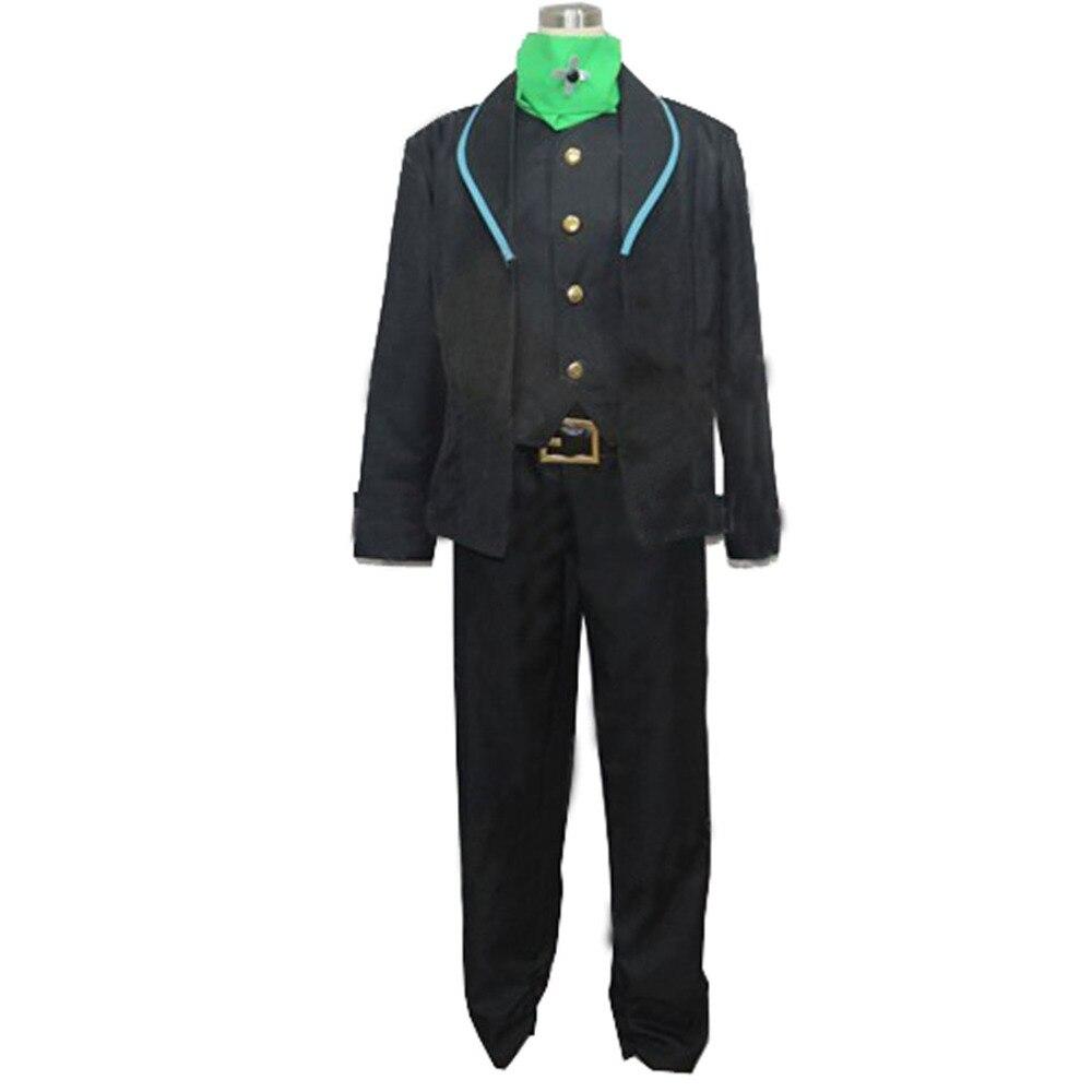 2017 Customized Beacon Academy Staff Professor Ozpin RWBY Cosplay Costume uniform costume