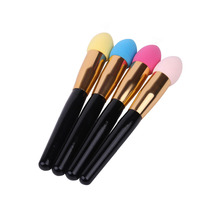 2016 Hot Sell New-style 4Color high-quality Puff pen Blusher Foundation Concealer Brush Face Makeup Tool