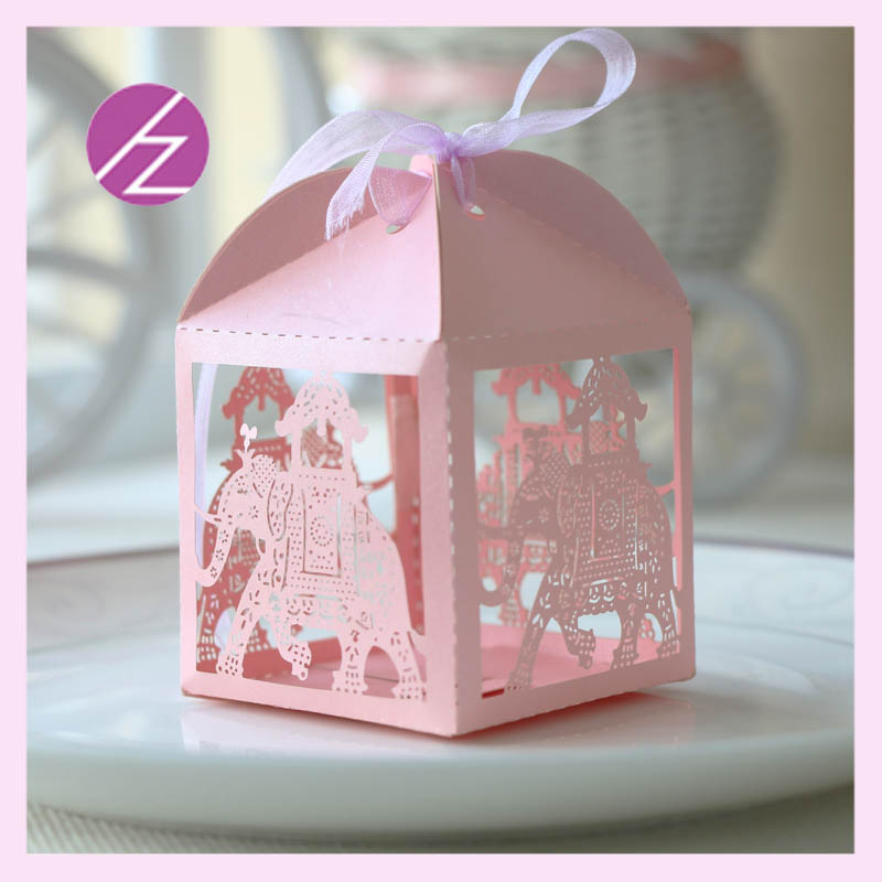 50 unids/lote envío libre caja de dulces para la fiesta de boda ...