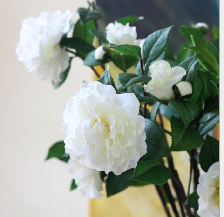 8pcs high end england Anna rose flower artifical flowers silk flower ...