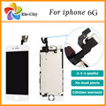Black,White For iPhone 6 6G LCD Screen Display with Touch Screen Digitizer Assembly Replacement best