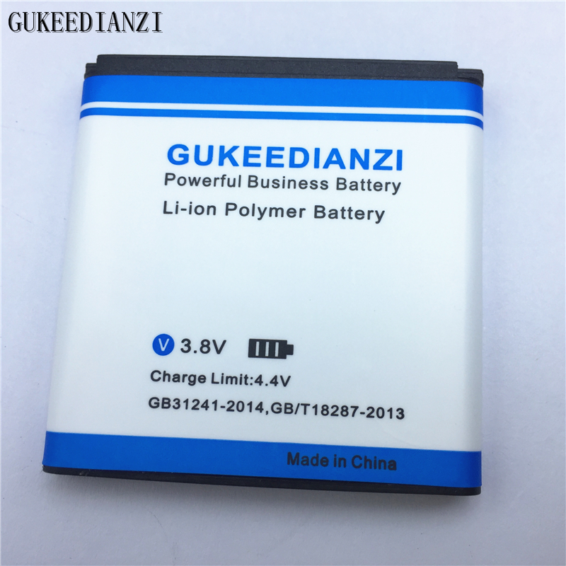 GUKEEDIANZI 2000mAh Mobile Replacement Batteries For Prestigio MultiPhone PAP3540 DUO PAP 3540 Stable Polymer Li-ion Battery