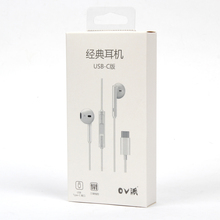 Earphone Headsets In-Ear For VIVO x21 x20 x23 x7 x9plus xplay6 With Type-C interface High Quality