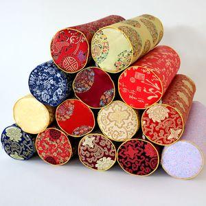 Classic Chinese Silk Brocade R