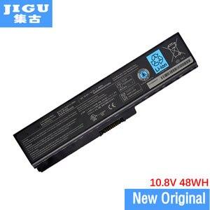 JIGU Original Laptop Battery For Toshiba Satellite L735D L750 L750D L775 L775D 10.8V 48WH
