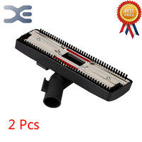 2Pcs High Quality Adaptation For Philips Electrolux Accessories For Floor Cover Brush With 32mm Tip Brush