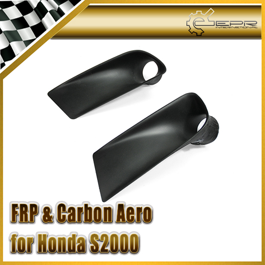 ФОТО FRP Fiber Glass Front Bumper Air Duct For Honda S2000 AP1 Car Styling In Stock