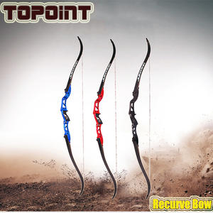 16-40Lbs 66 Inches Hunting Bow with Sight Arrow Rest for Left Hand User Outdoor Crossbow for Hunting Recurve Bow Archery