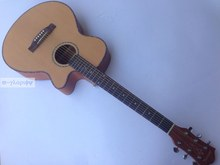 ful celluloid binding acoustic-eletric guitar free shipping(China)
