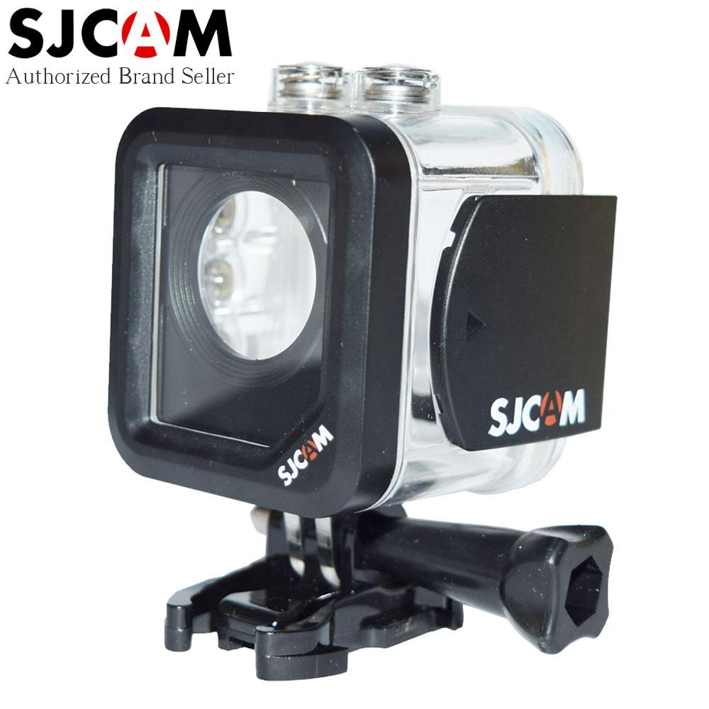 Prix pour D'origine SJCAM M10 Série Étanche Étui de protection Date Plongée Logement pour SJ CAM M10/M10 Wifi/M10 Plus Sport Action Caméra
