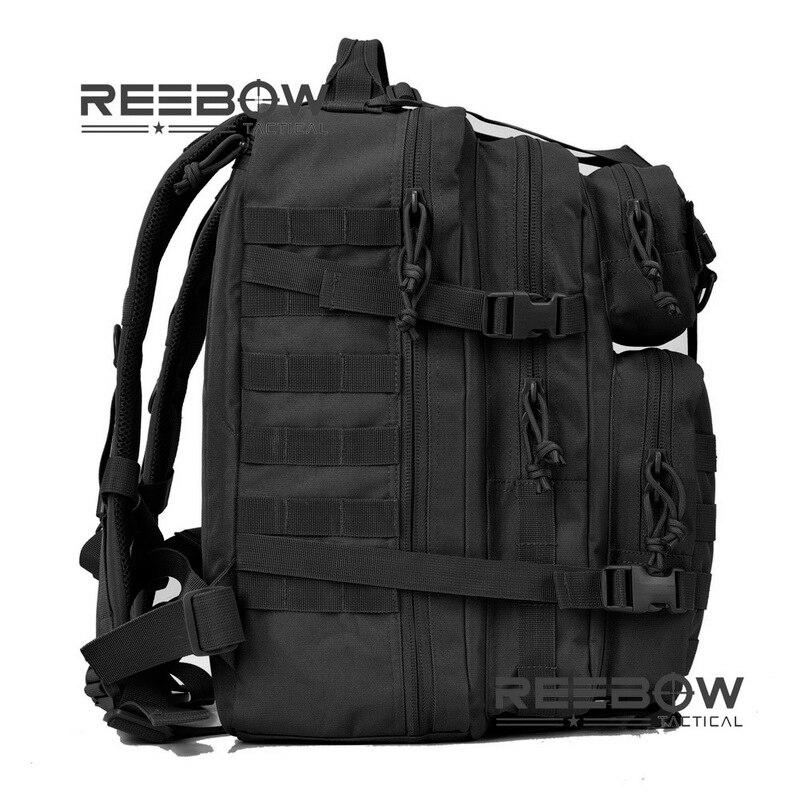 REEBOW tactique en plein air randonnée sacs à dos pour militaire 3D chasse pêche Camping Trekking sac à dos - 4