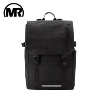 Markroyal Sports Backpack Commuter Leisure Outdoor Travel Multi function Backpack For Men Black Expandable space Backpack