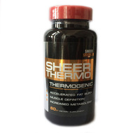 SHEER THERMO Thermogenic Accelerated fat burn muscle definition increased metabolism