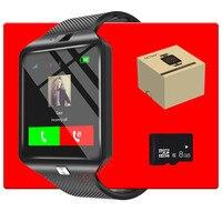 Getihu reloj inteligente DZ09 digital muñeca con hombres electrónica Bluetooth tarjeta SIM Sport smartwatch para iphone samsung Android Teléfono