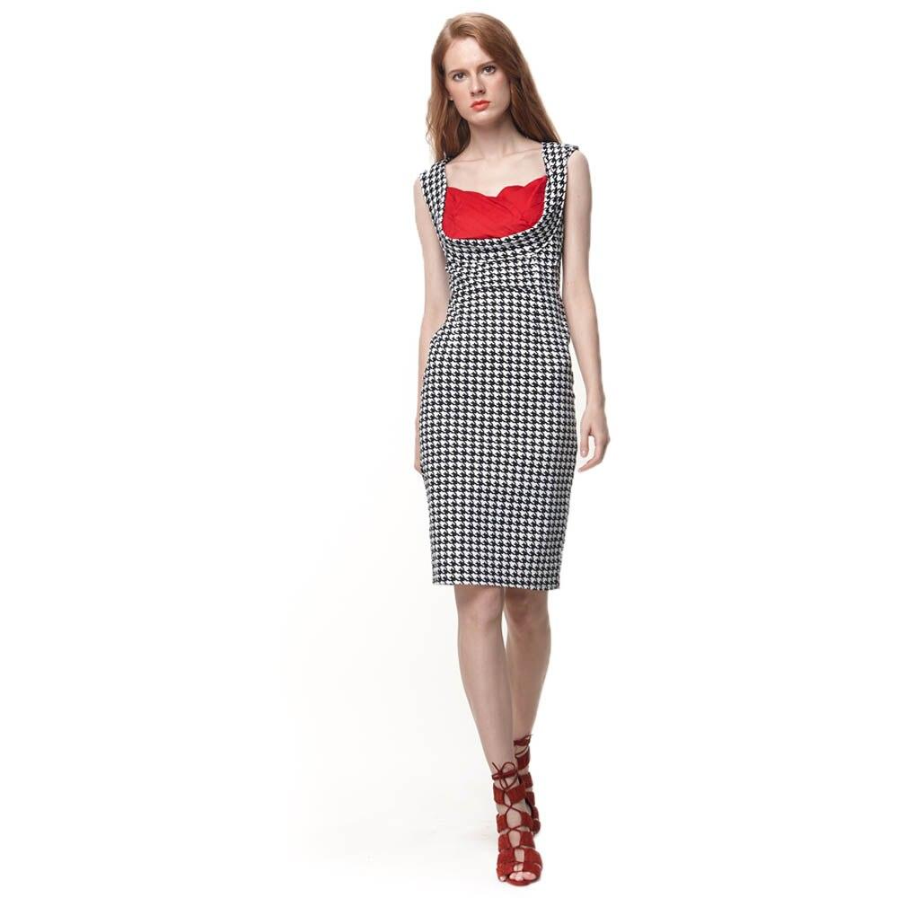 Houndstooth Cocktail Dresses | Dress images