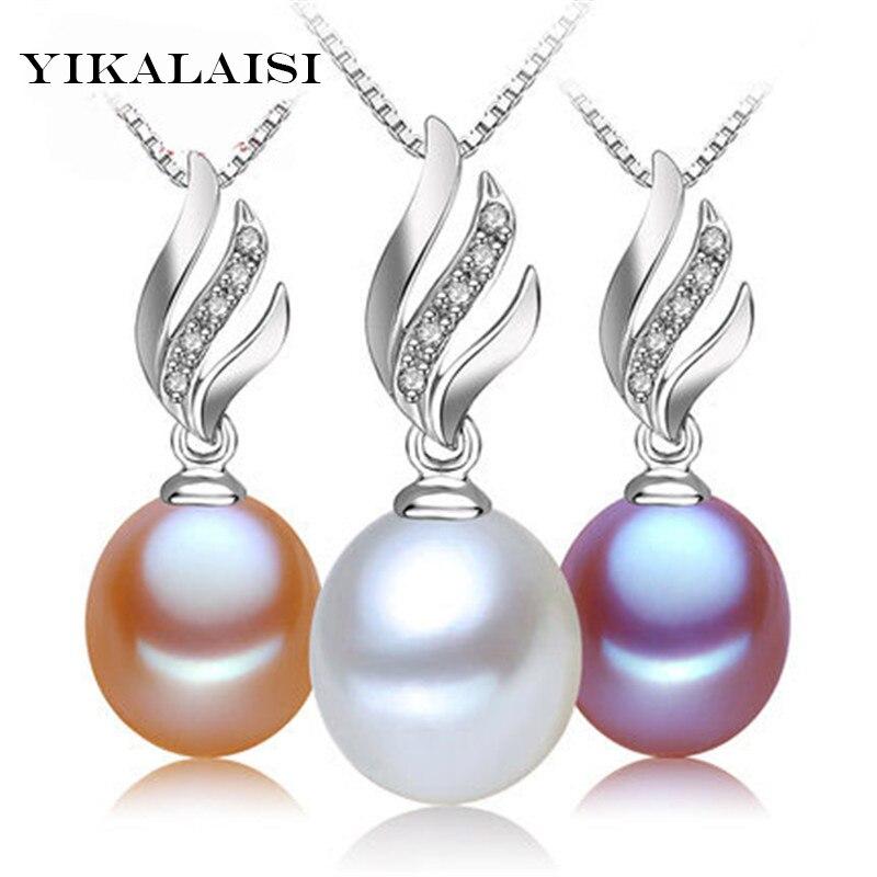 YIKALAISI 925 ստերլինգ արծաթյա զարդեր - Նուրբ զարդեր