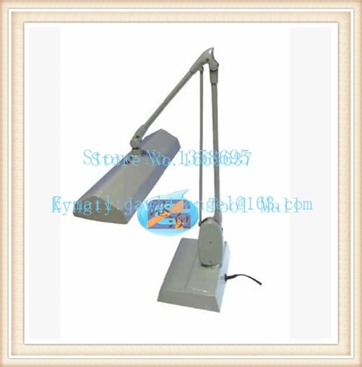 Hot Sale Jewelry Tools Gem Tools Light Source Gem Lamp with 2 TubesHot Sale Jewelry Tools Gem Tools Light Source Gem Lamp with 2 Tubes