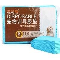Da Da Xiong Super Absorbent Diaper Pet Dog Training Urine Pad Pet Diapers Size S L