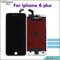 5PCS 100 No Dead Pixel AAA Quality LCD Display For IPhone 6plus 5 5 Touch Screen