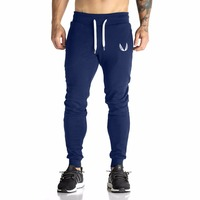 2016 New Men GYM Pants Sports Running Gym Sweatpants Casual Trouser Jogging Jogger Pant Fitness Sweat