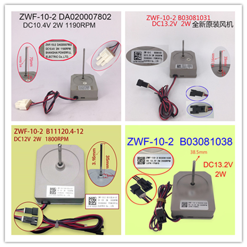 ZWF-10-2 DA020007802/B03081041/BK4Y797/B03081031/BK4Y540/B11120.4-12/B03081038/B03081026/B03081032 Good Working Tested