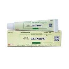 10Pcs ZuDaiFu Psoriasis Cream Dermatitis Eczematoid Eczema Ointment Treatment Psoriasis Cream Skin Care Cream Wholesale