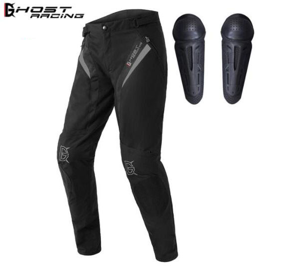 2019 New Motorcycle Pants Men Motocross Pantalon Moto Pants Riding Off Road Racing Motorbike Knee Protective Motorcycle Trousers-in Trousers from Automobiles & Motorcycles    1