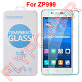 2.5D 100% warranty Tempered Glass Film Explosion Proof Screen Protector for ZOPO ZP998 9520 ZP999 3X 9530 By Free Shipping