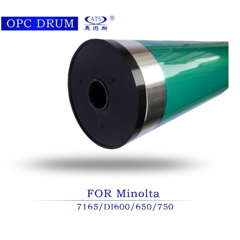 Photocopy Machine Compatible opc drum and Developer Gear for Konica Minolta BH600 HB700 copier parts K7165 DI600 DI650 750 second hand transfer unit for minolta di163 high quality photocopy machine copier parts di 163