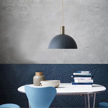 Nordic simple pendant lamp E27 LED modern creative hanging lamp design by yourself for bedroom living room lobby restaurant bar